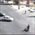 Quando você cai e finge que nada aconteceu...