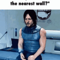 """""""Senhor,você pode me apontar a parede mais próxima?"""""""