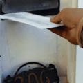 Mail kitteh