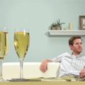 ..... Quando você prometeu beber apenas uma taça e mesmo assim os otacus querem essa taça com sêmen
