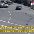 Yet he's always late
