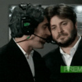 Assistindo jogo na Globo