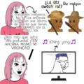 Si encuentran el meme: malo o repetitivo; no lo acepten
