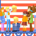 scooby doo and the election