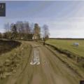 La bonne chute, merci google street view