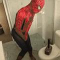 Deadpool putasso com vibrador deixado na privada
