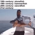 Fish go brrr...