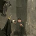 """..... Do filme """"o exterminador do futuro"""", quando o ator nicolas cage fica trilouco"""