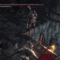 So I was playing Dark Souls 3 earlier... Sorry for the quality btw