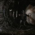 E aí o personagem que morreu no Star trek foge da bola robo R2D2
