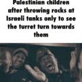 Hahaha jewish people go boom