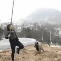 Cachorro piruleta!
