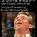 You made your granpa nut his last nut