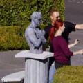 L'Homme-Statue le plus crédible!