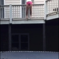 a moça n sabe pular vey... q