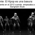 El K-pop si que ha bajado de calidad