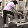 I was in gym before pfffffff...