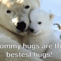 Remember when a hug from your Mom made everything all better?