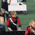 Anna, the Boston Crusaders Synthesizer Player